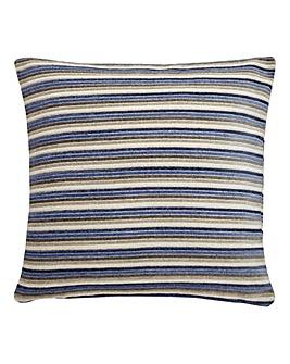 Stripped Back Stripe Cushion