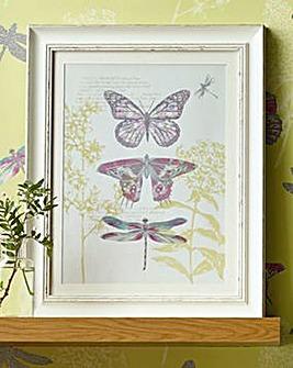 Arthouse Dragonfly Framed Print