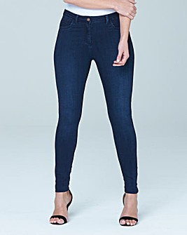 Sophia Supersoft Fly Front Jeggings Reg