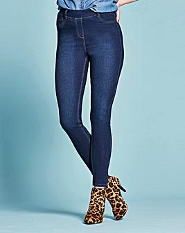 Amber Pull-On Skinny Jeggings Regular