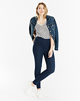 Amber Pull-On Skinny Jeggings Regular