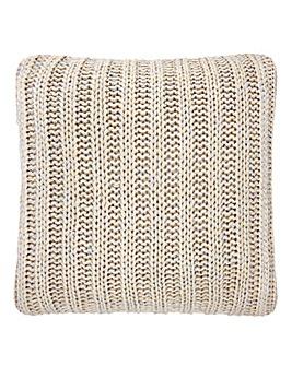 Lorraine Kelly Chunky Knit Cushion