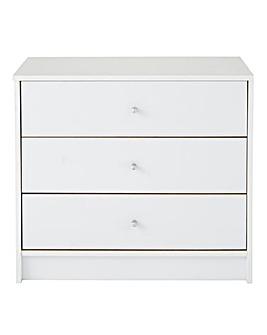 Oslo 3 Drawer Chest