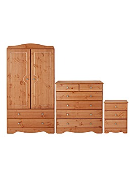 Otley 3 Piece Bedroom Package