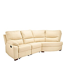 Napoli Leather RightHand Recliner Corner