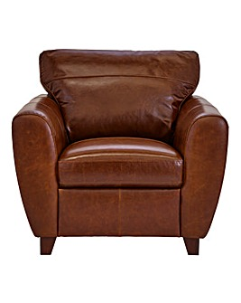 Rimini Leather Chair