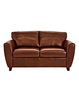 Rimini Leather 2 Seater Sofa