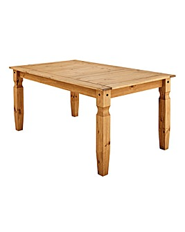Corona Pine Large Dining Table