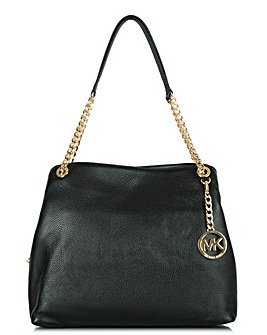 Michael Kors JS Chain LG Shoulder
