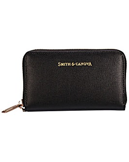 Smith & Canova Triple Section Zip Round