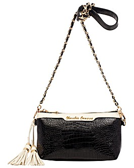 Claudia Canova Zip Top Tassle Detailed