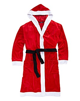 Southbay Santa Dressing Gown