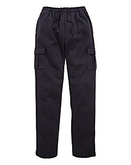 Capsule Unisex Cargo Trousers 27in