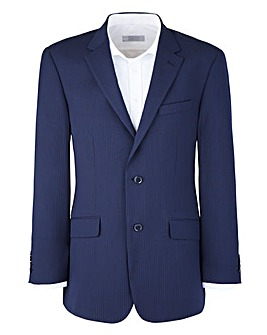 Skopes Pinstripe Suit Jacket