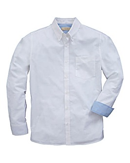 WILLIAMS & BROWN Oxford Shirt Regular