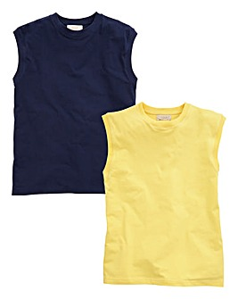 WILLIAMS & BROWN Pack of 2 T-Shirts