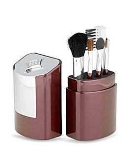 Jon Richard Plum manicure tube set