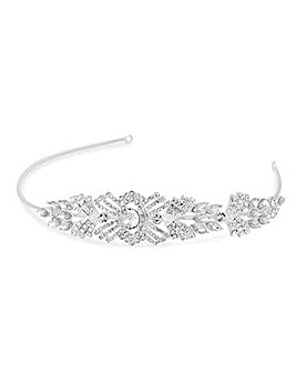 Alan Hannah art deco headband