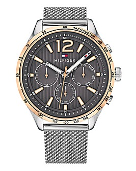 Tommy Hilfiger Gents Gavin Mesh Watch