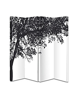 Arthouse 4-panel Trees Silhouette Screen