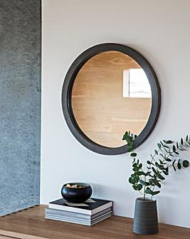 Gallery Garfield Round Mirror