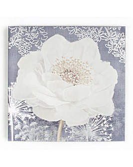 Lilac Bloom with Foil