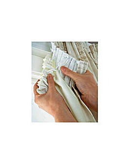 Thermal Curtain Linings -168x178cm-Cream