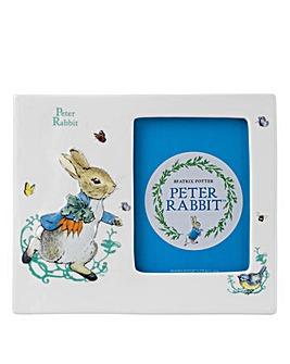 Beatrix Potter Peter Rabbit Photo Frame