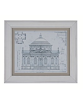 Arthouse Large Pisano Framed Print