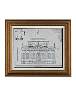 Arthouse Large Pisano Framed Print