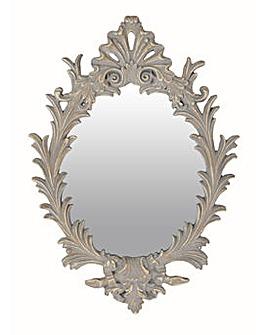 Arthouse Vintage Oval Mirror