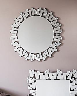 Gallery Rickman Round Mirror
