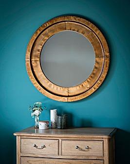 Gallery Moorley Round Mirror