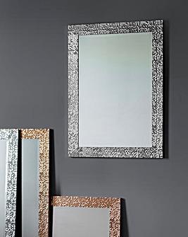Gallery Kingsway Mirror Silver