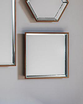 Gallery Pacific Hexagon Mirror