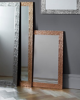 Gallery Kingsway Mirror Gold