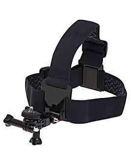 Fujifilm XP Universal Helmet Mount-GoPro