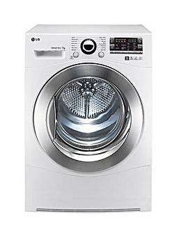 LG Gentle and Cosy Dryer