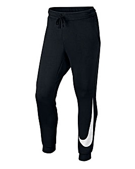 Nike Fleece Hybrid Jogging Bottoms 31in