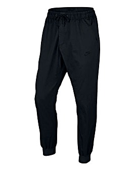Nike Tapered Woven Jogging Bottoms 31in