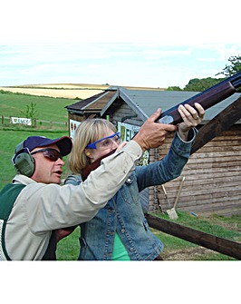 Clay Pigeon Shooting For 2