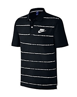 Nike Matchup Stripe Polo Regular