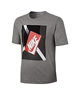 Nike Shoebox Photo T-Shirt Regular