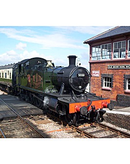 West Somerset Railway Rover For 2 Adults