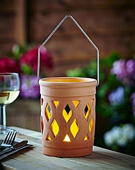 Lantern Pot 12.5cm X 15cm