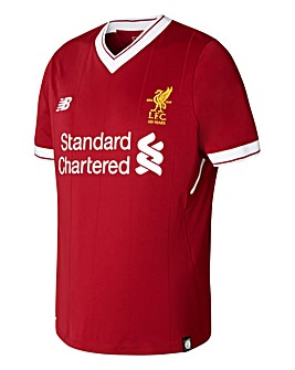 Liverpool Home Replica S/S Shirt