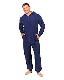 Gents Navy Onesie