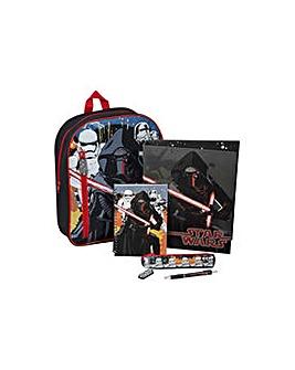 Star Wars Backpack.