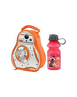 Star Wars BB8 Lunch Bag and Bottle Set.