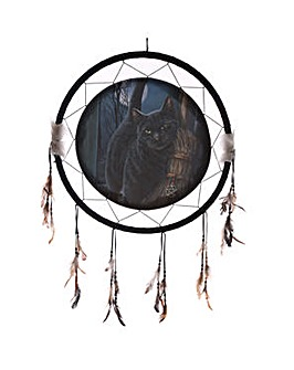 Magical Cat Large Dreamcatcher